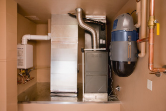 Complete Heating and Cooling Installation